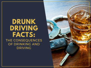 Consequences Of Drinking And Driving